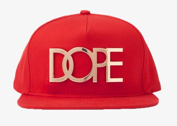 best service f0a3a fcf84 Dope Logo Dad Cap. (White)